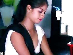 ANALANINE-Hot indian Freulein makes the day well