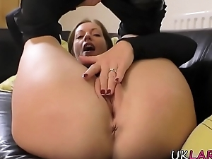 Vagina eating mature brit