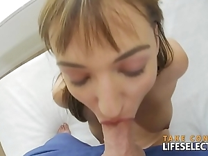 Charlotte Inconsolable - The Best POV Oral-sex EVER!