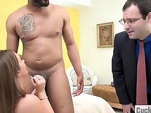 Do u be cautious if I watch, Honey? - Maddy O'_Reilly - Cum drinking CUCKOLDS