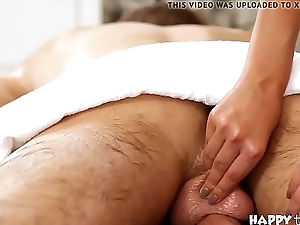SexyMassageOil - Supercilious Fucking Thai Redhead roughly Rub down Hang out in