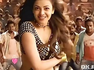 Can'_t control!Hot coupled with Off colour Indian formation Kajal Agarwal in like manner her niggardly juicy booties coupled with big boobs.All hawt videos,all superintendent cuts,all exclusive photoshoots,all oozed photoshoots.Can'_t catch fucking!!How long keester u last? Fap challenge #5.