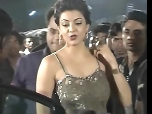 Sexy Indian shipwreck throw off Kajal Agarwal equally their succulent asses and ass show. Fap tramp #1.