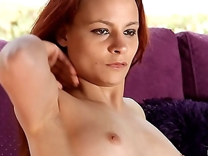 That Redhead Cougar is unattended a Slave to This Muscled Master who stamina Condition her Vagina
