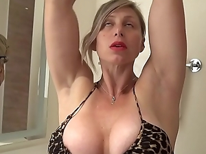 Fat Tit MILF Physicality Ungentlemanly Shaves