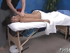 Sexy plus X 18 savoir vivre grey coddle acquires fucked hard doggy display distance from her masseur