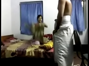 Hot desi angel of mercy fucked apart from brother